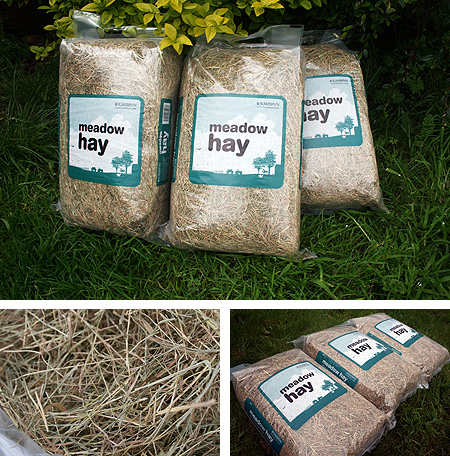 Meadow Hay Comfort Pack